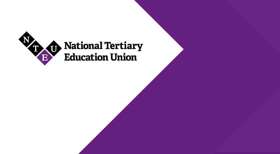 National Tertiary Education Union Resilience Marketing